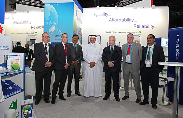 Global Auto Parts offers lucrative distributor opportunities for Genuine Quality aftermarket auto parts at Automechanika.