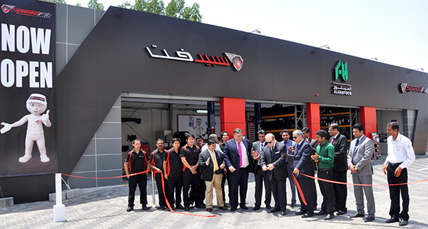 SpeedFit arrives in Ras Al Khaimah The first SpeedFit Clinic launched in RAK Mall